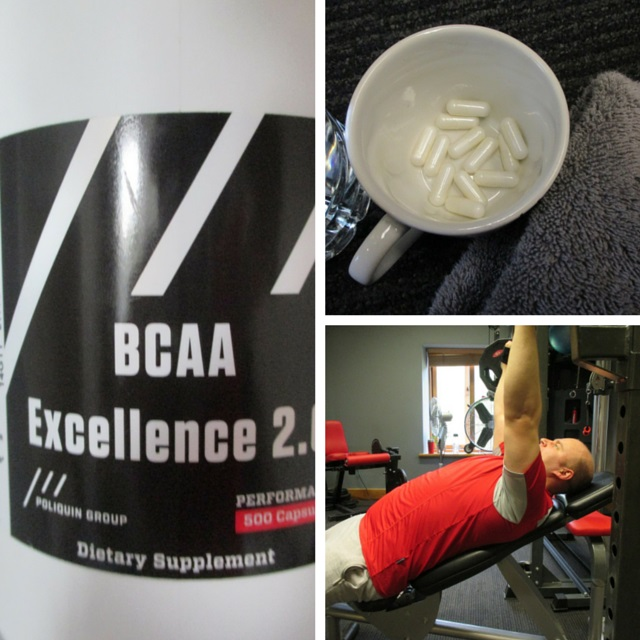 picture of bcaa excellence poliquin supplements