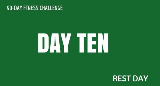 Day 10 – Rest Day