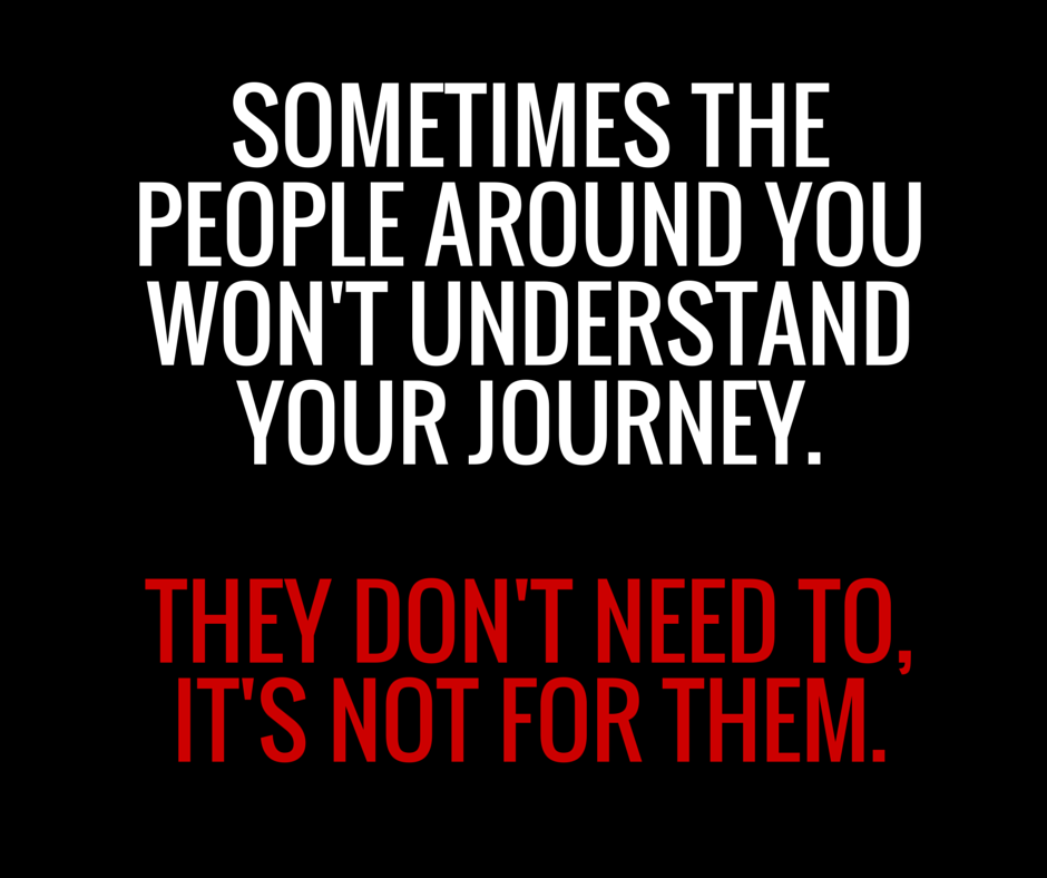 quote about your journey in life